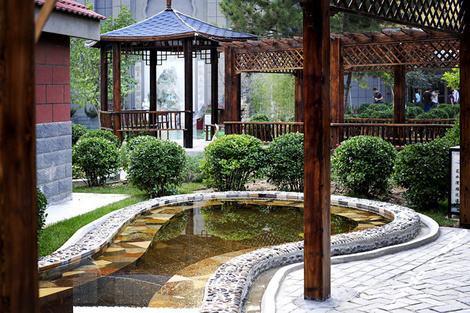 北京花水湾磁化温泉